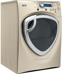 Brand: GE, Model: DPVH890EJ, Color: Champagne