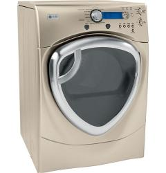 Brand: General Electric, Model: DPVH880EJWW, Color: Champagne