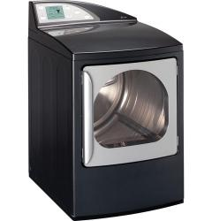 Brand: GE, Model: DPGT750ECWW, Color: Dark Platinum
