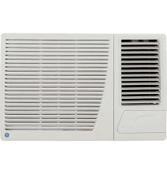 Brand: GE, Model: AEE18DM, Style: 18,000 BTU Heat/Cool Air Conditioner