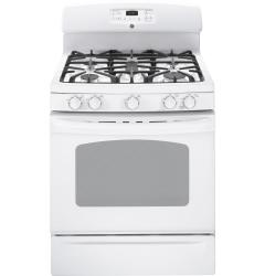 Brand: GE, Model: JGB500DEPWW, Color: White