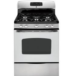 Brand: GE, Model: JGB500DEPWW, Color: Stainless Steel