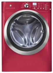 Brand: Electrolux, Model: EIMED55IIW, Color: Red Hot Red