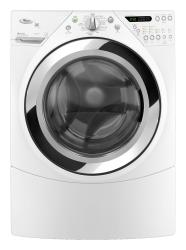 Brand: Whirlpool, Model: WFW9750WL, Color: White