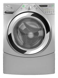 Brand: Whirlpool, Model: WFW9750WL, Color: Lunar Silver