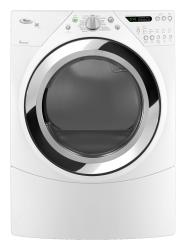 Brand: Whirlpool, Model: WED9750WL, Color: White