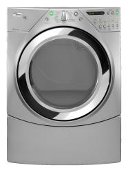 Brand: Whirlpool, Model: WED9750WR, Color: Lunar Silver