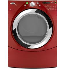 Brand: Whirlpool, Model: WGD9750WL, Color: Red