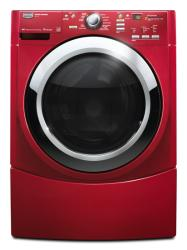 Brand: Maytag, Model: MHWE400WR, Color: Crimson Red