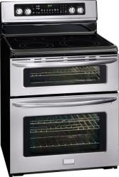 Brand: FRIGIDAIRE, Model: FGEF304DK, Color: Real Stainless Steel