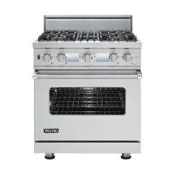 Brand: Viking, Model: VDSC530T4BSGLP, Fuel Type: Stainless Steel, Natural Gas