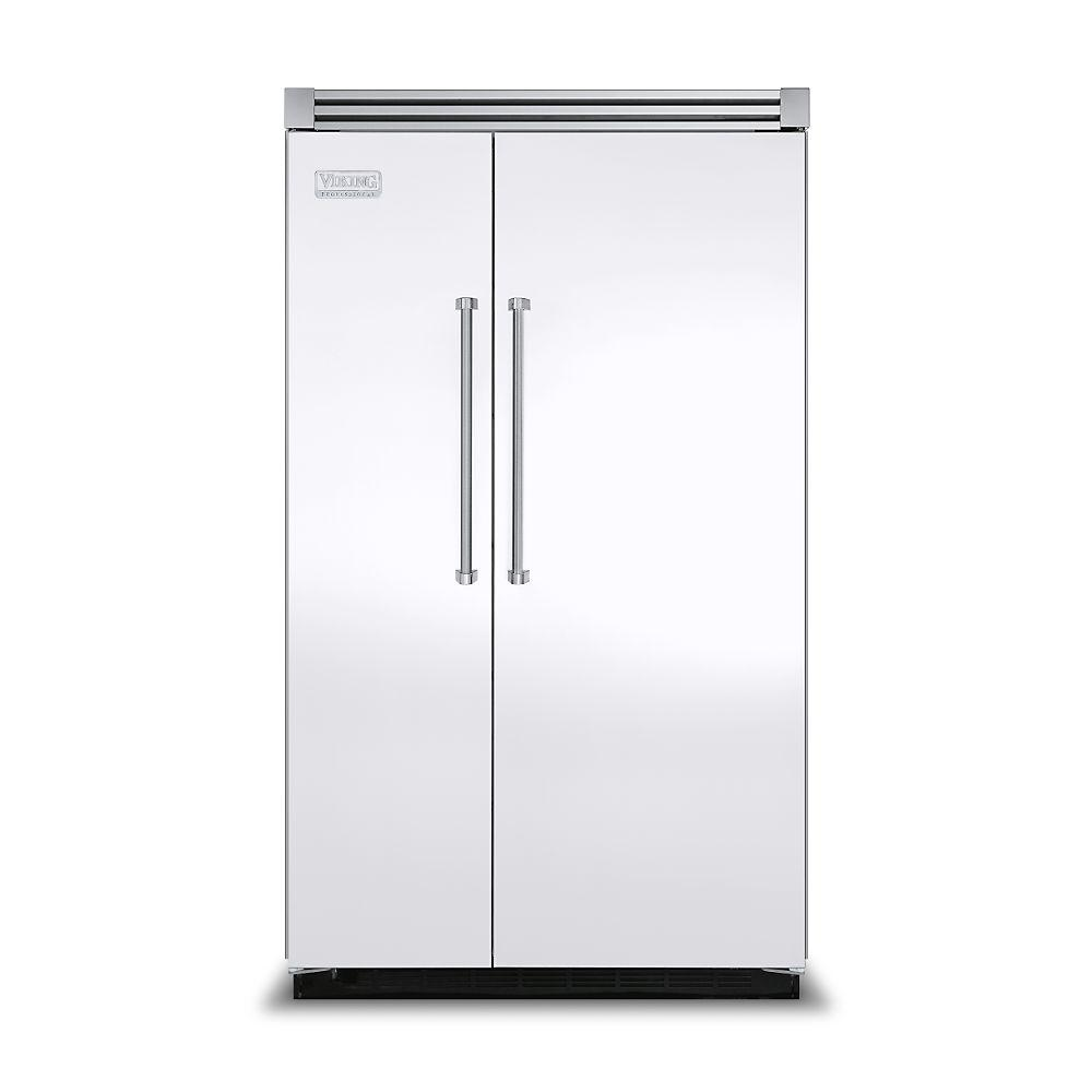 Viking Vcsb548ss 48 Inch Quiet Cool Built In Side By Side