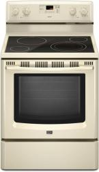 Brand: MAYTAG, Model: MER8770W, Color: Bisque