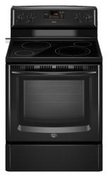 Brand: MAYTAG, Model: MER8770W, Color: Black