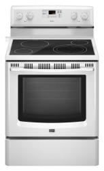 Brand: Maytag, Model: MER8770WS, Color: White