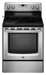 Brand: Maytag, Model: MER8770WS, Color: Stainless Steel