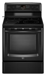 Brand: MAYTAG, Model: MER8772WS, Color: Black