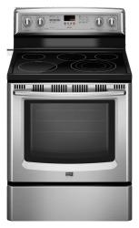 Brand: MAYTAG, Model: MER8772WS, Color: Stainless Steel