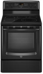 Brand: Maytag, Model: MER8875WW, Color: Black