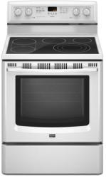 Brand: Maytag, Model: MER8875WS, Color: White