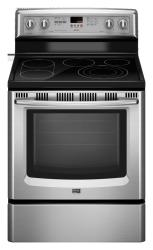 Brand: MAYTAG, Model: MER8875WB, Color: Stainless Steel