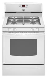 Brand: Maytag, Model: MGR7775WW, Color: White