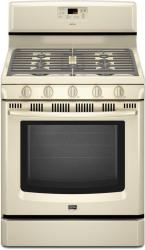 Brand: Maytag, Model: MGR8670WQ, Color: Bisque