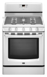 Brand: Maytag, Model: MGR8670WQ, Color: White