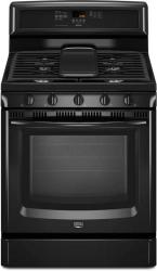 Brand: MAYTAG, Model: MGR8875WS, Color: Black
