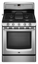 Brand: MAYTAG, Model: MGR8875WS, Color: Stainless Steel