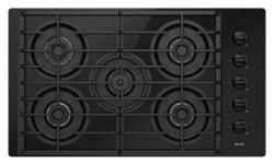 Brand: MAYTAG, Model: MGC7636W, Color: Black