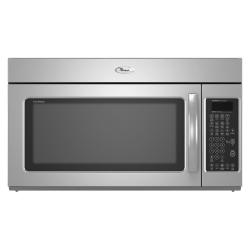 Brand: Whirlpool, Model: GMH5205XVQ, Color: Stainless Steel