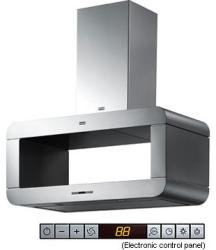 Brand: FRANKE, Model: FAC367WXS, Style: 36 Inch Wall Mount Chimney Hood