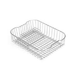 Brand: FRANKE, Model: PR50C, Style: Coated Stainless Large Drain Basket