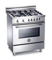 Brand: Bertazzoni, Model: X304GGVBI, Fuel Type: Stainless Steel, LP Gas