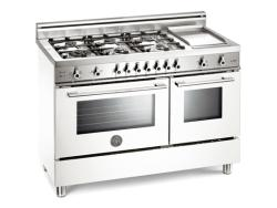 Brand: Bertazzoni, Model: X486GGGVBL, Fuel Type: Pure White, Natural Gas
