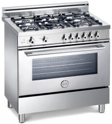 Brand: Bertazzoni, Model: X365PIRCR, Color: Stainless Steel
