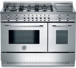 Brand: Bertazzoni, Model: X486GPIRROLP, Color: Stainless Steel, Natural Gas
