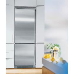 Brand: Liebherr, Model: C1601, Style: Left Hand Door Swing, With Ice Maker