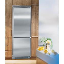 Brand: Liebherr, Model: C1601, Style: Right Hand Door Swing, With Ice Maker