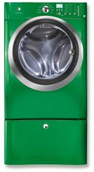 Brand: Electrolux, Model: EIFLW55IKG, Color: Kelly Green