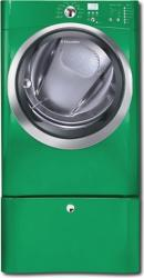 Brand: Electrolux, Model: EIED55IRR, Color: Kelly Green