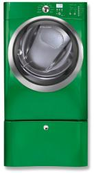 Brand: Electrolux, Model: EIGD55IKG, Color: Kelly Green