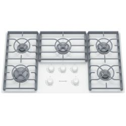Brand: KITCHENAID, Model: KGCC566RBL, Color: Pure White