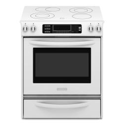 Brand: KITCHENAID, Model: KESS907SSS, Color: White-on-White