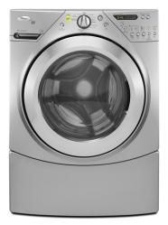 Brand: Whirlpool, Model: WFW9450WL, Color: Lunar Silver