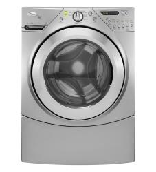 Brand: Whirlpool, Model: WFW9550W, Color: Lunar Silver