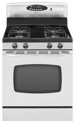 Brand: Maytag, Model: MGR5755QDW, Color: Stainless Steel