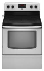 Brand: MAYTAG, Model: MER7662WS, Color: Stainless Steel
