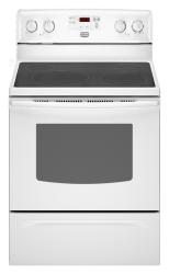 Brand: MAYTAG, Model: MER7662WS, Color: White